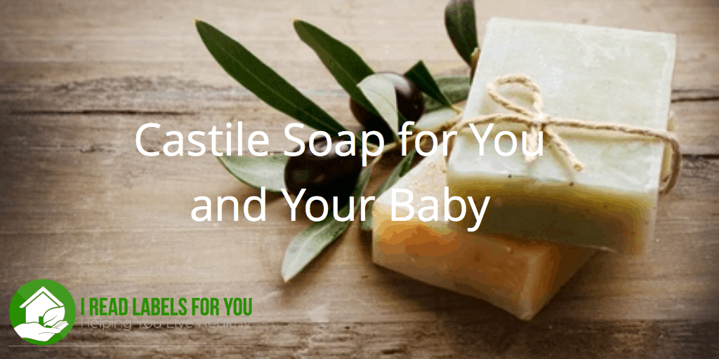 how to make baby soap with castile soap