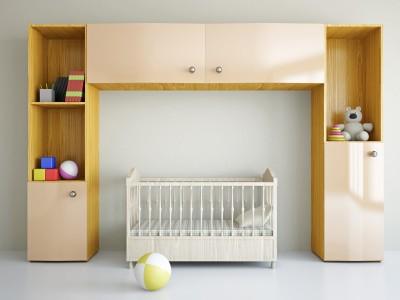 The Million Dollar Baby cribs