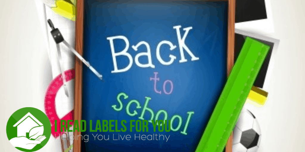 Back to School Supplies: PVC-Free Backpacks | I Read Labels