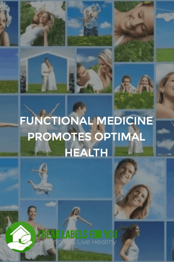 Functional Medicine Promotes Optimal Health