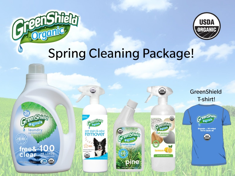 March 2014 Giveaway By Greenshield Organic I Read Labels
