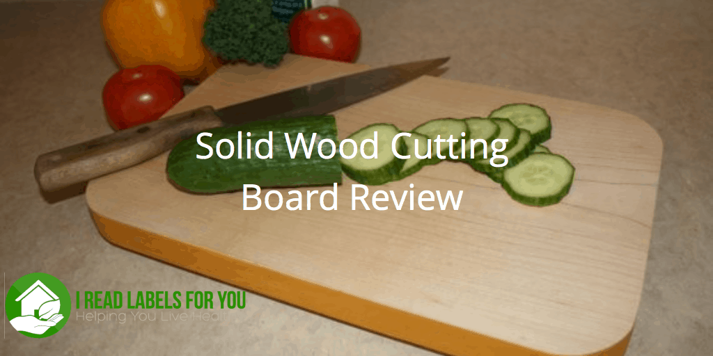 solid wood cutting boards