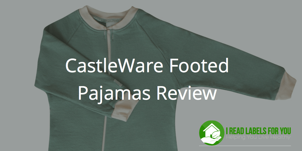 Organic Footed Pajamas