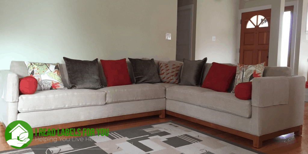 Non Toxic Sofas My Chemical Free House Non Toxic Furniture