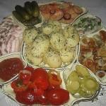 russian appetizers fermented raw food pickles sauerkraut