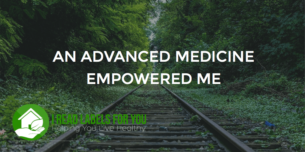 Functional Medicine Empowered me