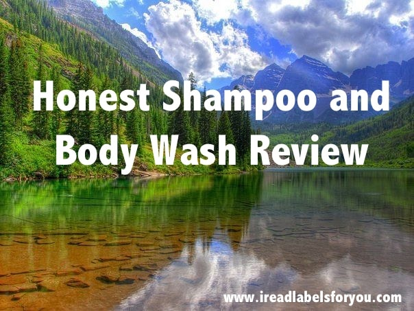 Honest Shampoo and Body Wash | I Read Labels For You