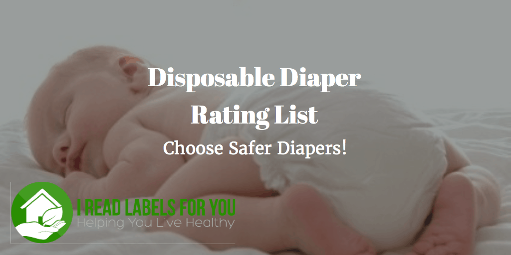 Diapers Rating List
