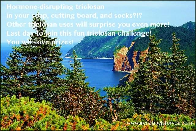 Triclosan Challenge