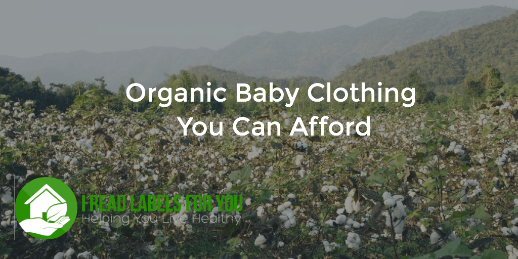 Affordable Organic Baby Clothing
