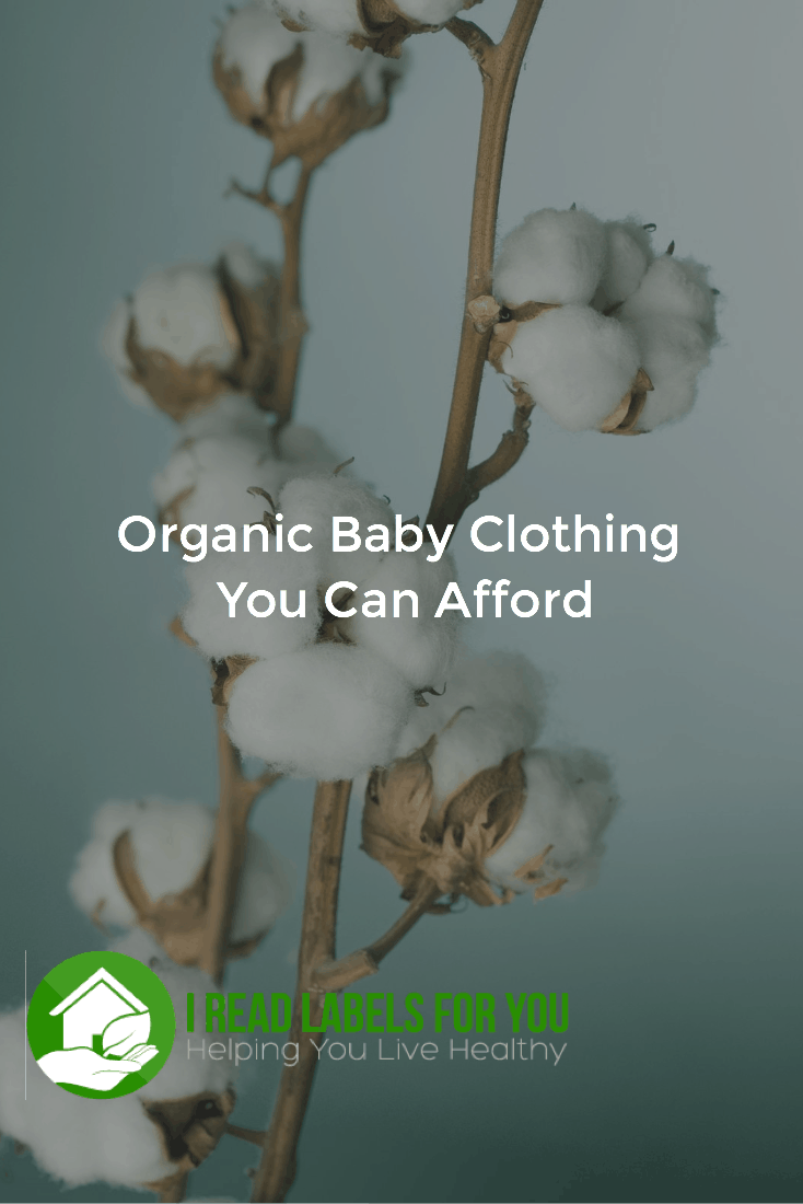 Organic Baby Clothing You Can Afford