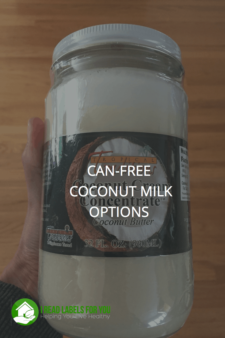 Yummy and Safe Coconut Milk