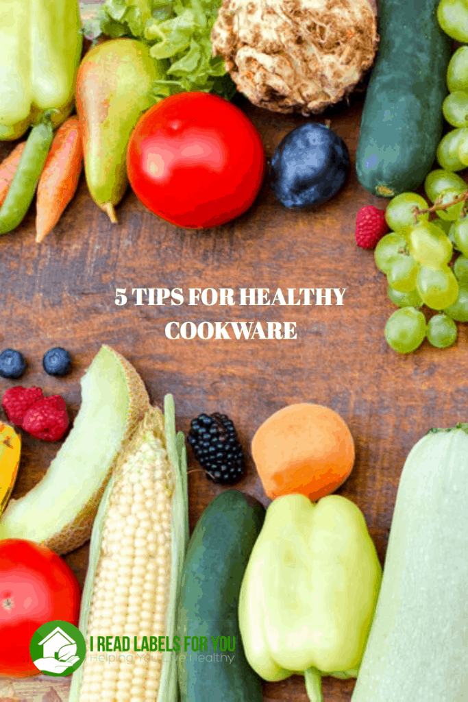 5 Tips for healthy Cookware