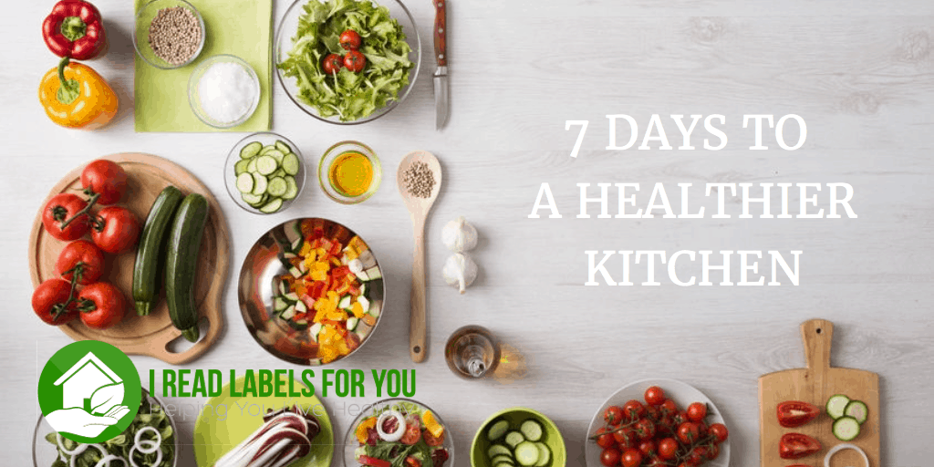 Healthy Kitchen Guide