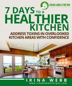 healthy kitchen non-toxic kitchen