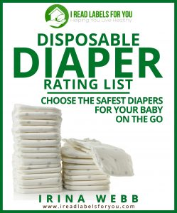safe diapers i Read Labels For You
