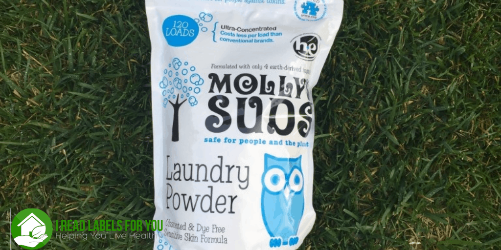 Molly's Suds Laundry Detergent