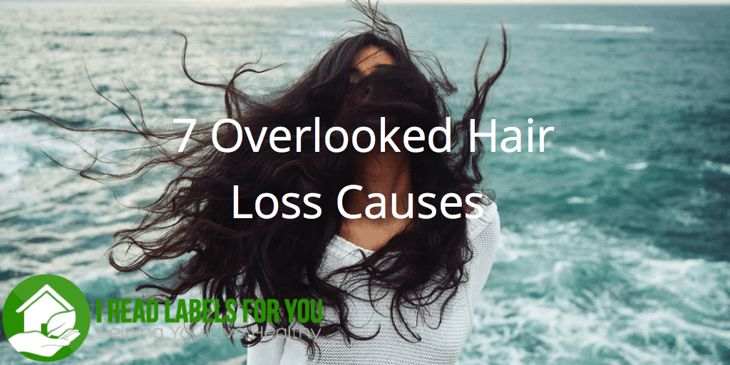 seven overlooked hair loss causes