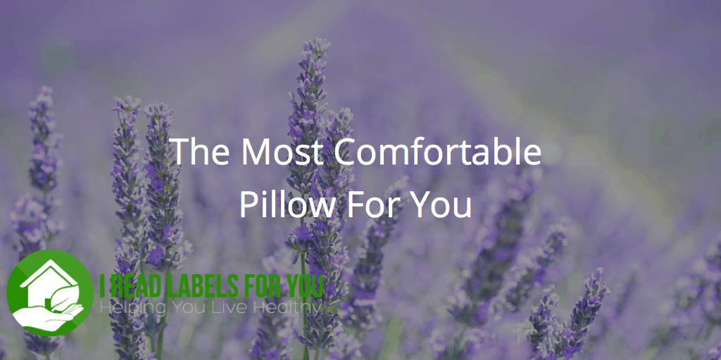 The most comfortable organic pillow for you
