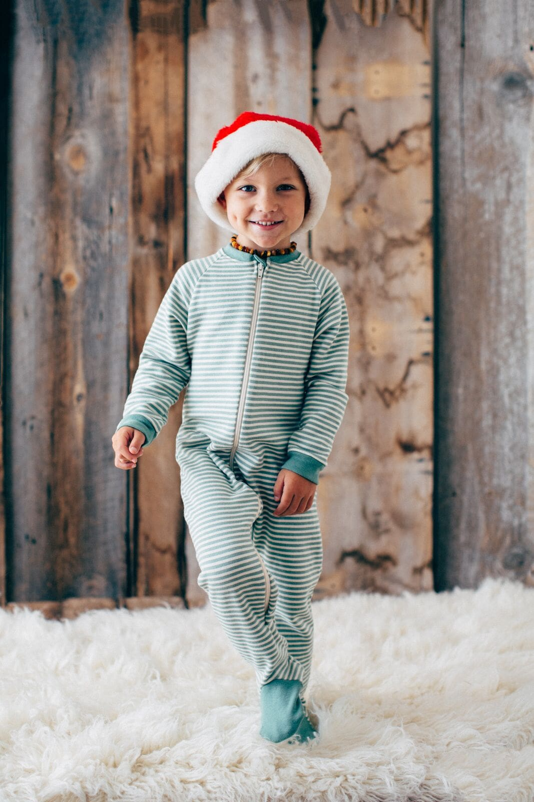 Castleware organic cotton pajamas organic cotton footed pajamas