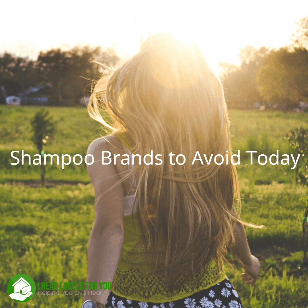 Shampoo Brands to Avoid Today