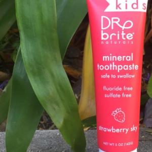 Dr. Brite Kids Mineral Toothpaste