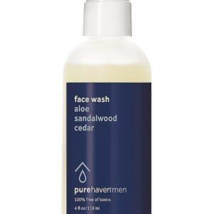 PureHaven Face Wash for Men
