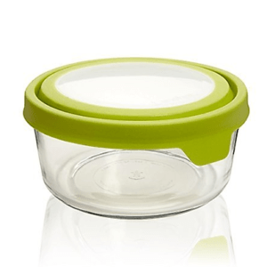 Anchor Hocking Glass Food Container