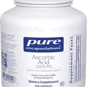 Pure Encapsulations Vitamin C