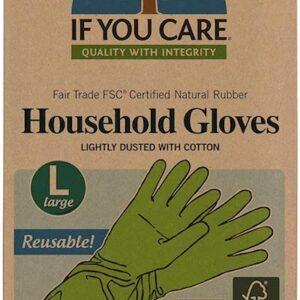 Household Natural Latex Gloves